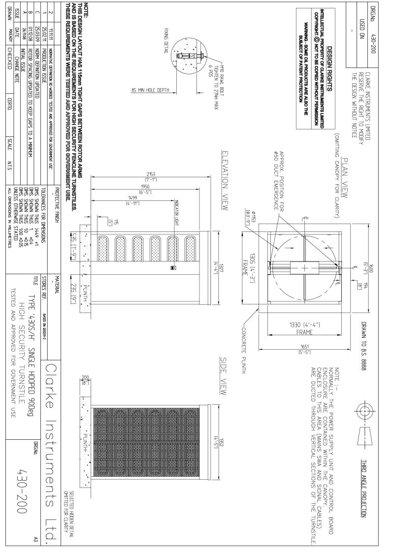 clarke instruments wiring diagrams