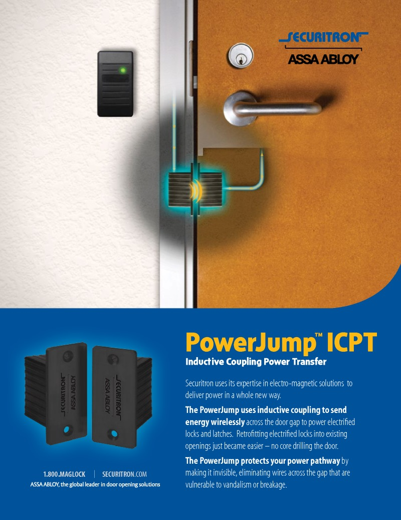 ASSA brochure for Art.PowerJump ICPT