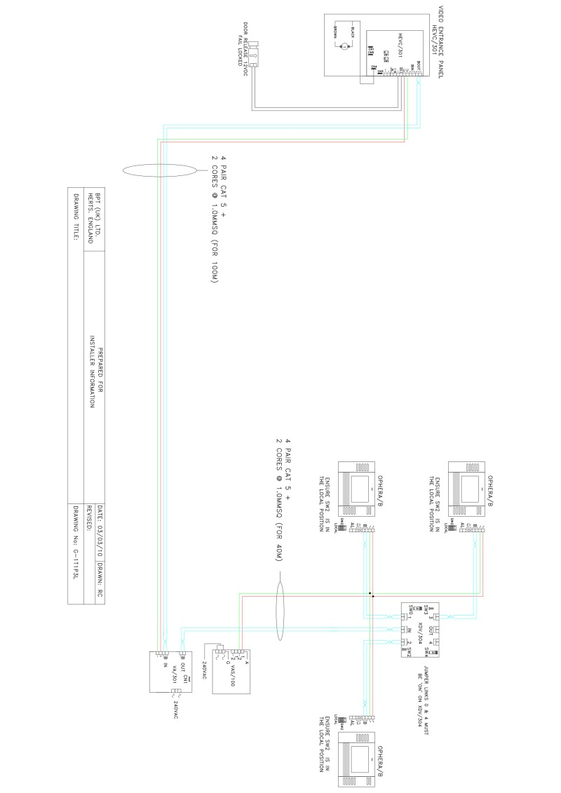 X Wiring Diagram on