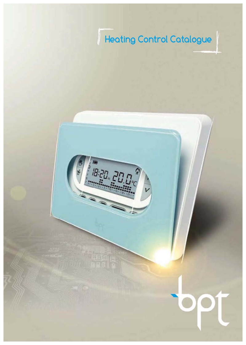 Analogue Thermostat