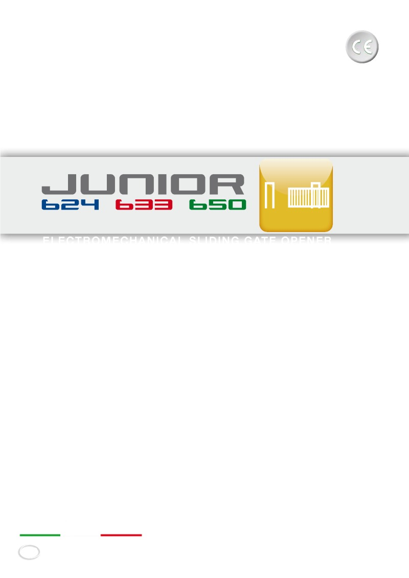 JUNIOR 630 Electronic Programmer card (Elpro63)