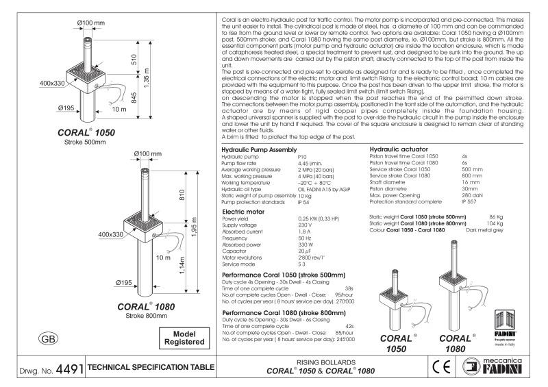 CORAL Tech Spec bpt a200n wiring diagram diagram wiring diagrams for diy car repairs bpt a200n wiring diagram at bayanpartner.co