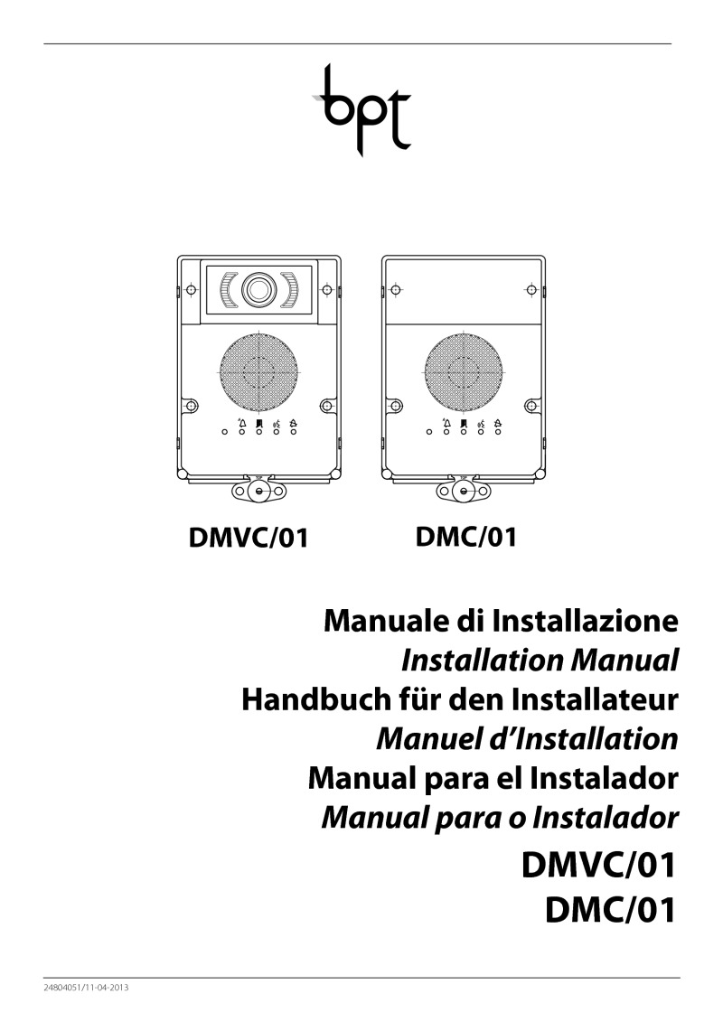 Bpt Installation Instructions Bea Maglock Wiring Diagram For Dmc 01 Dmvc 1