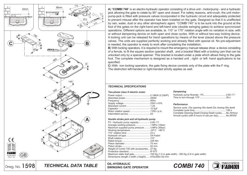 st_combi740_gb bpt a200n wiring diagram diagram wiring diagrams for diy car repairs bpt a200n wiring diagram at bayanpartner.co