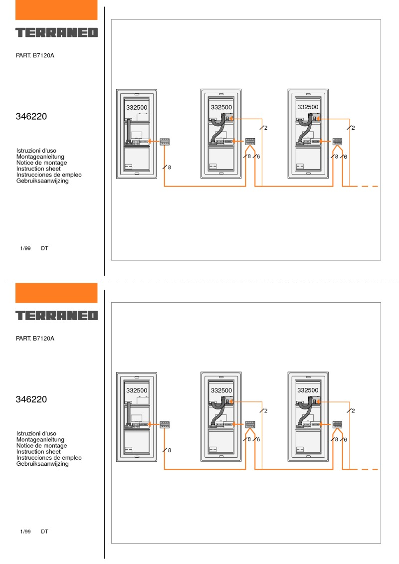 bticino terraneo wiring diagram 31 wiring diagram images. Black Bedroom Furniture Sets. Home Design Ideas