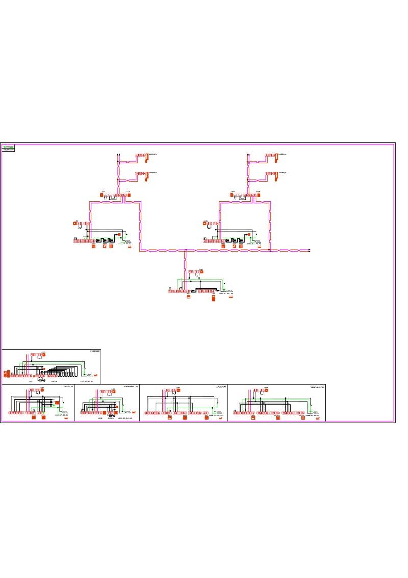 SBC_EN_107P comelit wiring diagrams comelit wiring diagram at soozxer.org