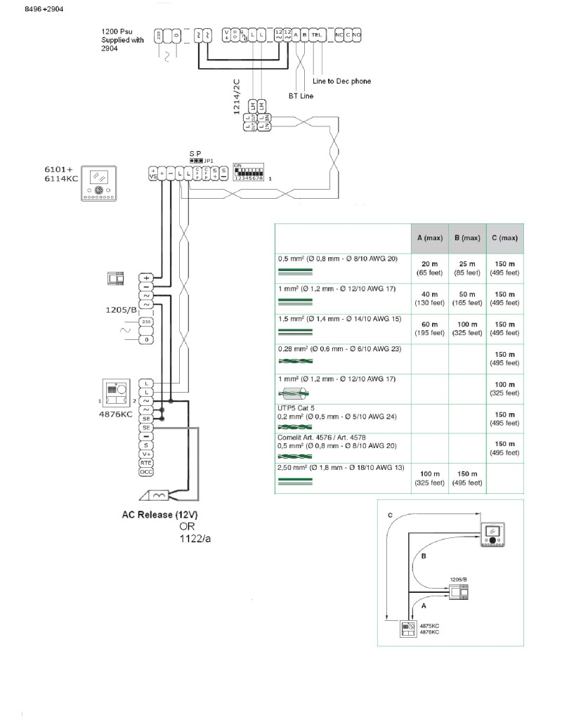 28 Aiphone Lef 5 Wiring Diagram Intercom Systems Lehid Door Gf Pd2 Image Collections