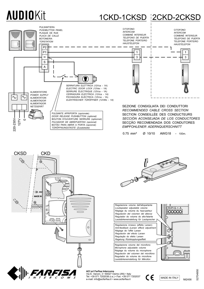 Jeron Intercom Wiring Instruction Diagram Schematic Diagrams Block And U2022 Home Systems Drawings
