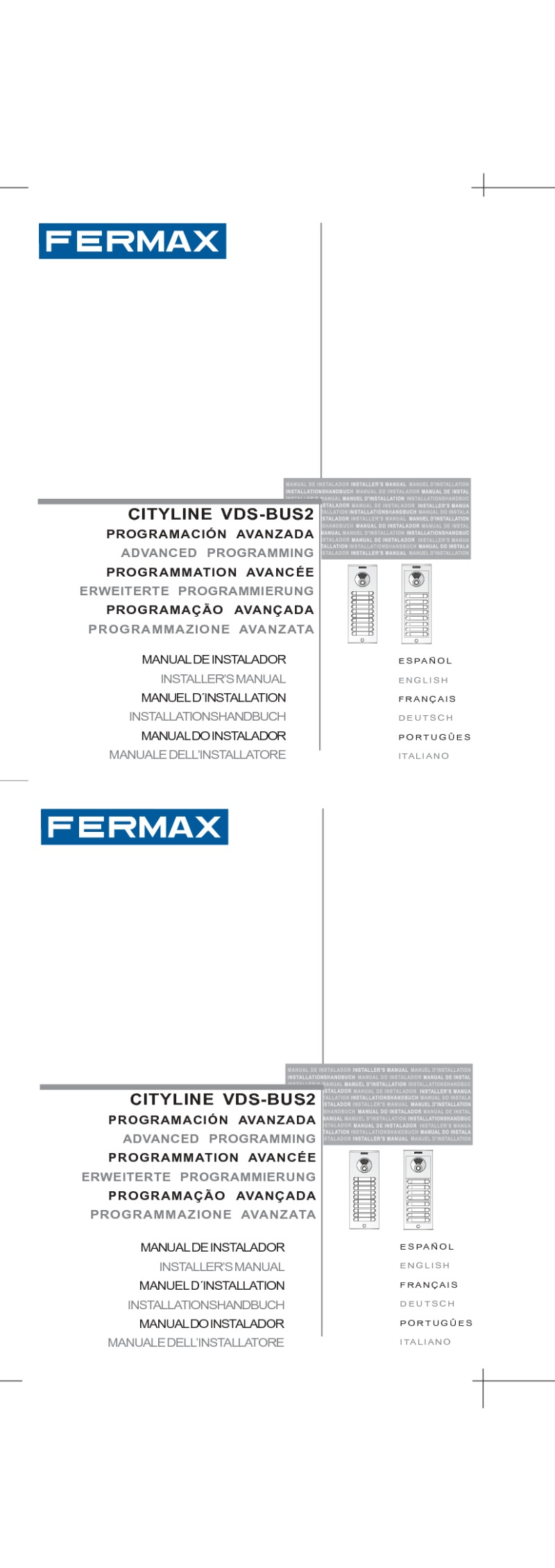 on fermax intercom system wiring diagram
