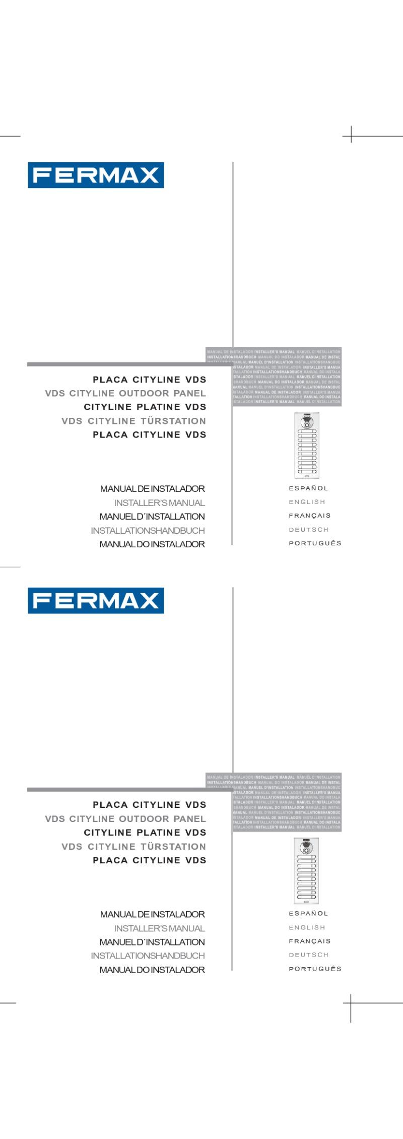 fermax installation instructions rh doorentrydirect com 3-Way Switch Wiring Diagram Wired UK