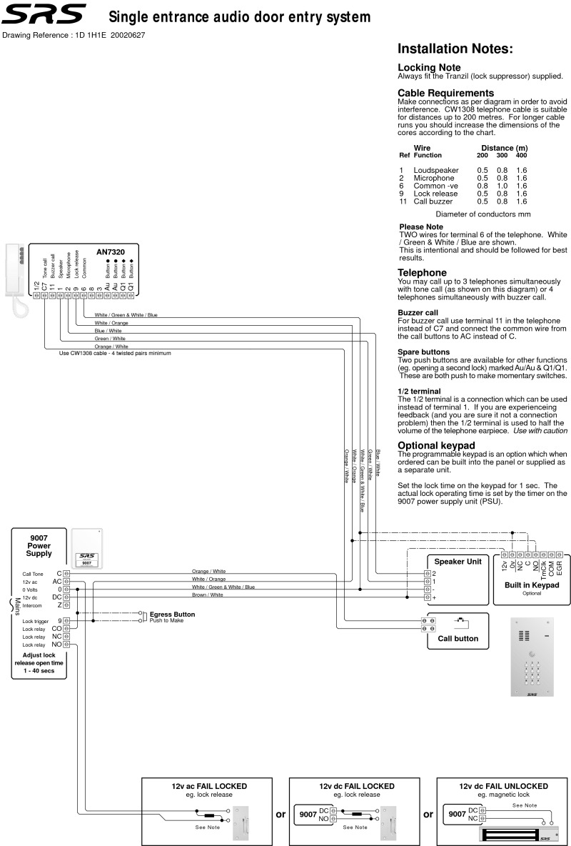 Deedlock Keypad Wiring Diagram - Wiring Diagram on