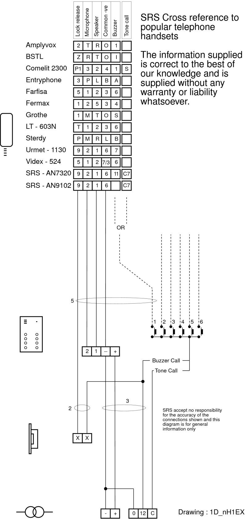 Apartment Intercom Wiring Diagram Schematic Diagrams Telephone Srs Diy U2022 Doorbell
