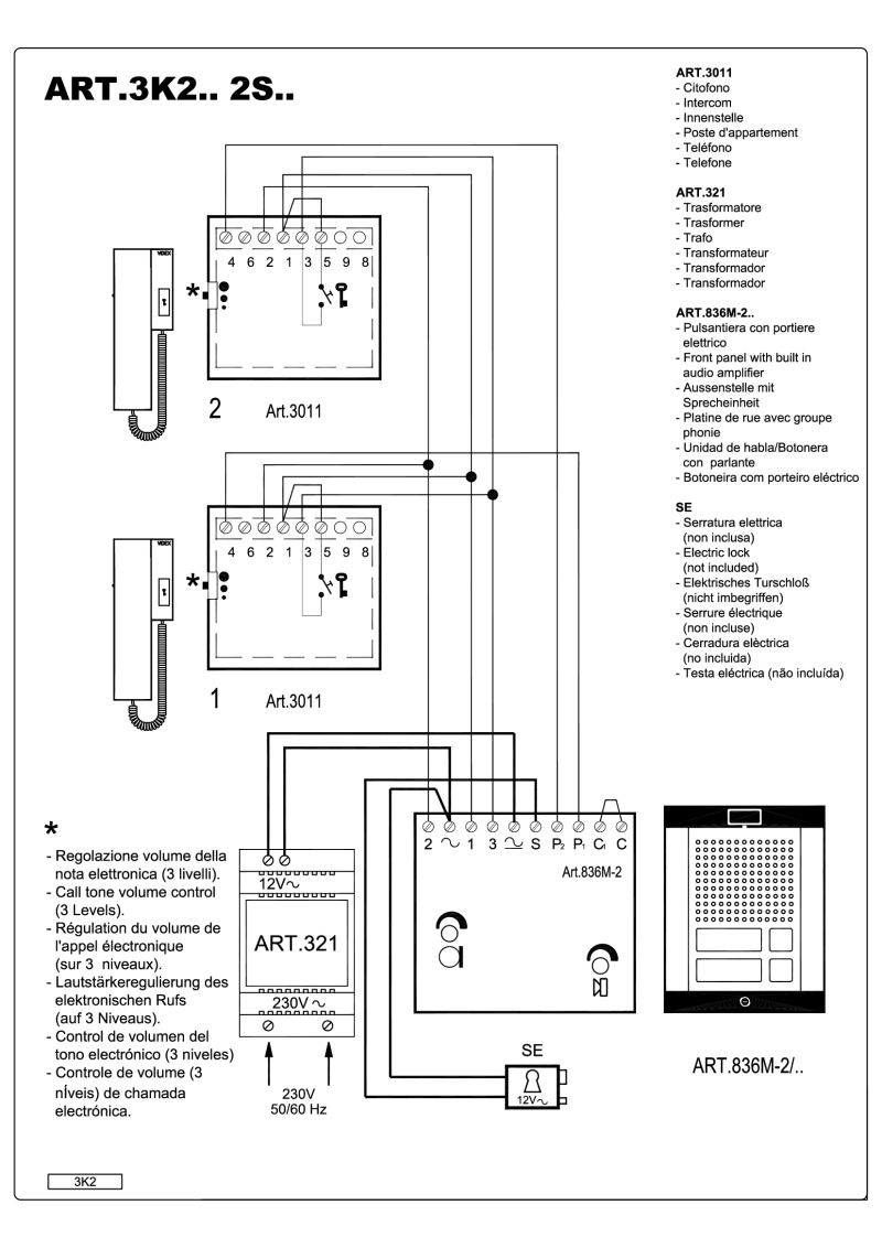 telephone handset wiring diagram