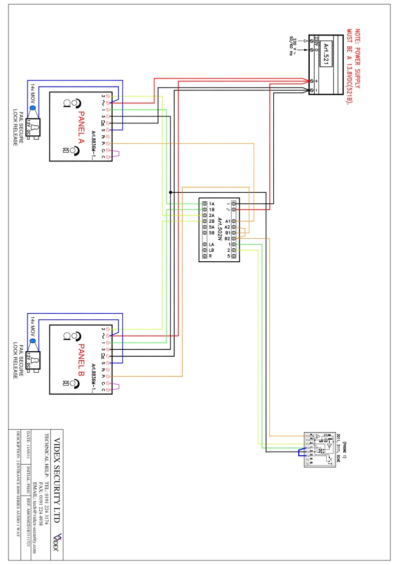 A8836M2D1B3111521 Model (1) index of acrobat videx diagrams videx 4000 series wiring diagram at reclaimingppi.co