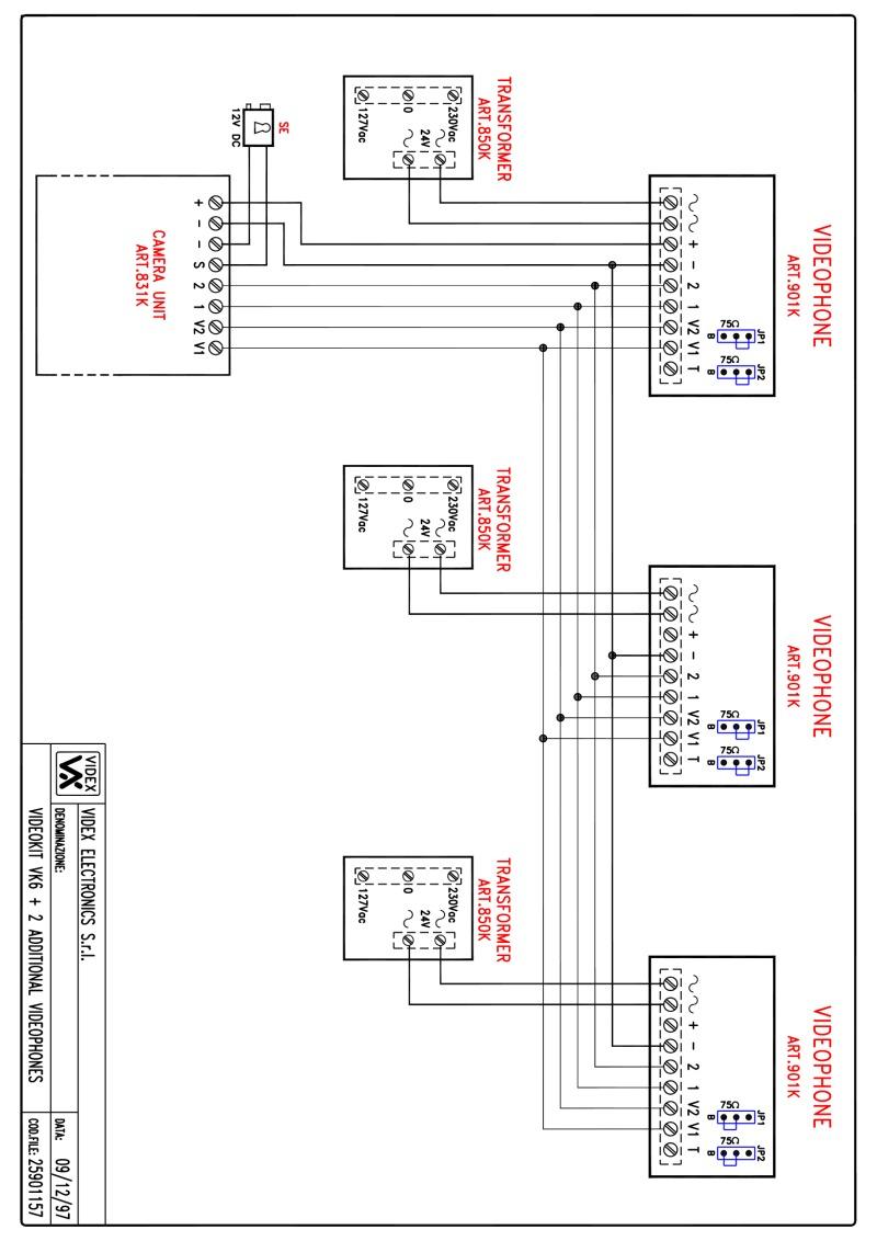 25901157 videx kit wiring diagrams videx wiring diagrams at soozxer.org