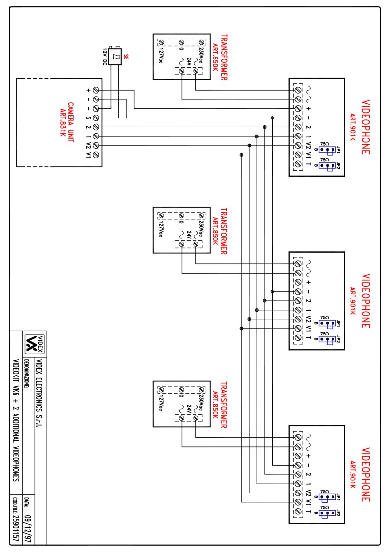 25901157 videx kit wiring diagrams videx wiring diagrams at gsmx.co