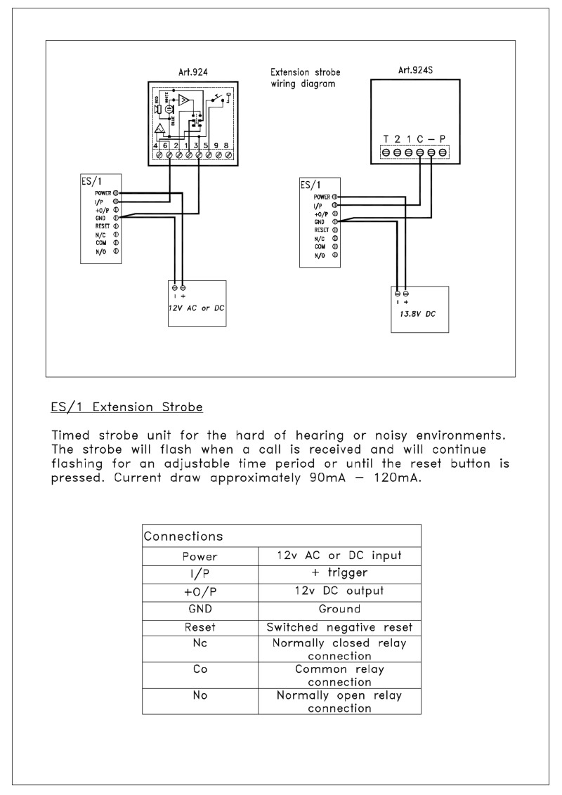 ES1strobe videx installation instructions videx 3011 wiring diagram at readyjetset.co