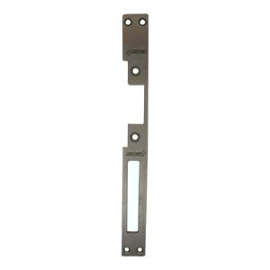 Trimec - Sash Lock Face Plate UK (left handed)