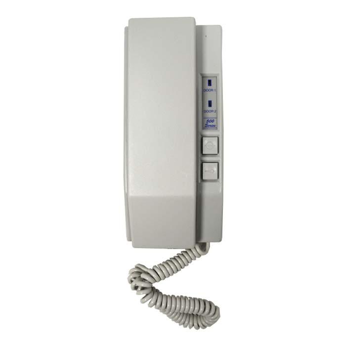 Bell 500lx Wall Mount Audio Door Entry Handset