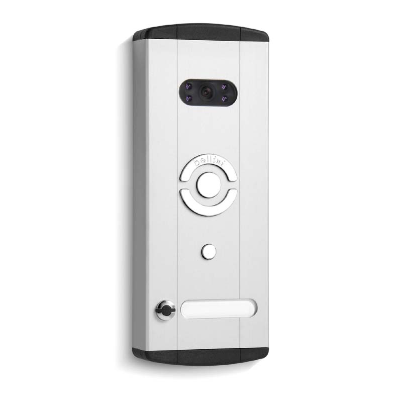 Bell System - 1 Call Button Surface Video Entry Aluminium Panel