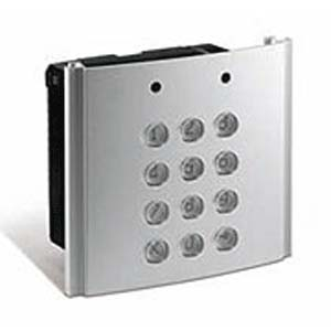 Bitron Evolution Coded keypad module silver