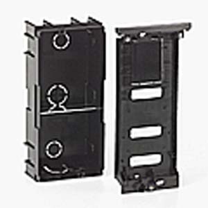 BPT - Flush Back Box and Frame for Targha Panels (Greyhound Colour)