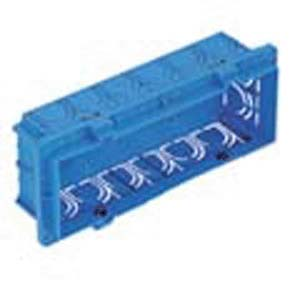 BPT - Double Module Back Box for Nova Monitor (Plasterboard type)