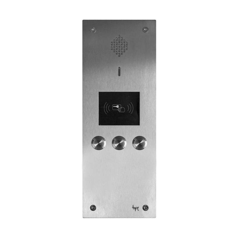 BPT-VRPAG3-BPT VR Proximity to Agata Audio 3 Way Engraved:White Handset