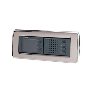 BPT Nova video monitor - Silver Syst 200 inv bckbox