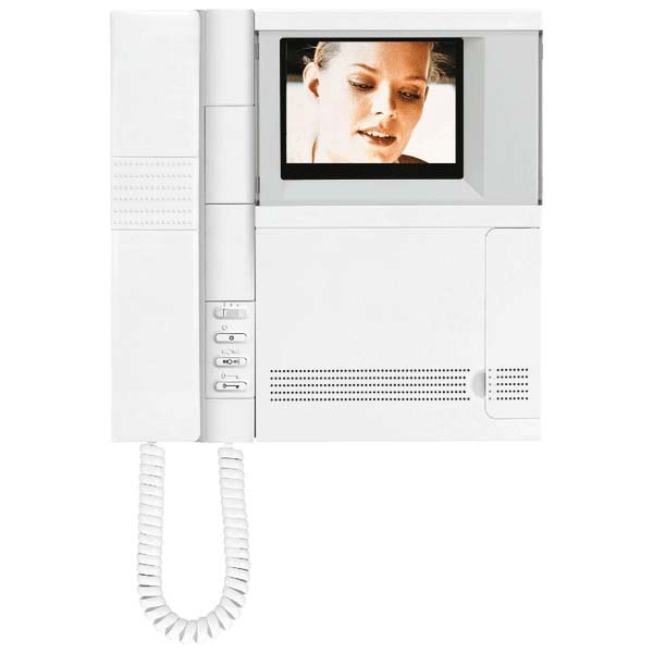 Bticino - Colour Video Monitor with Four Inch Screen