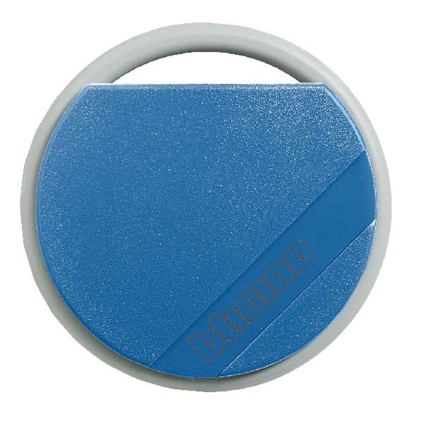 Bticino - Blue Transponder Key with Unique User Code