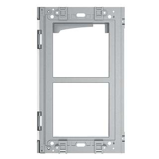 Bticino - 2 Module Support Frame for Sfera Robur Entry Panel