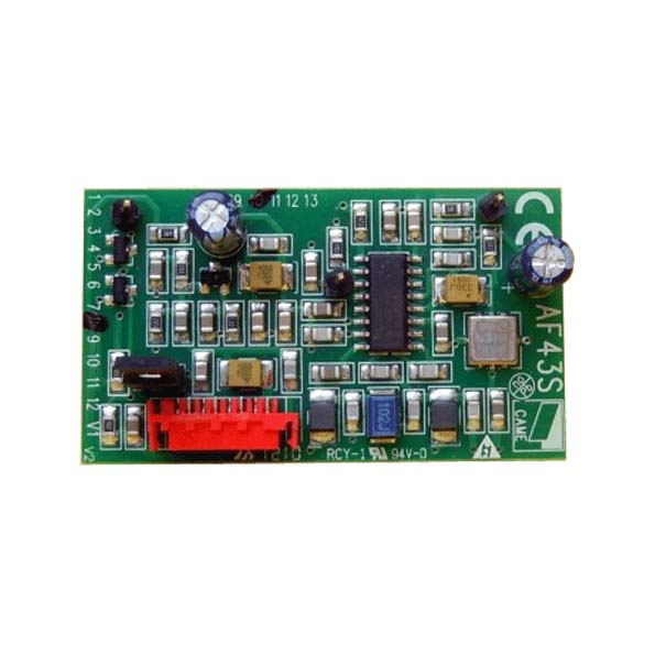 CAME Plug-in Radio Card 433.9MHz