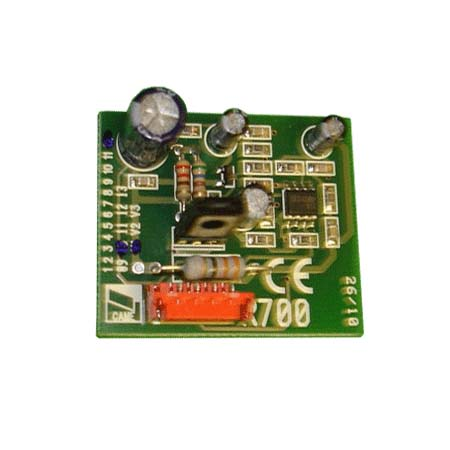 CAME Connection board for access control. RBM84 to TSP00/LT0