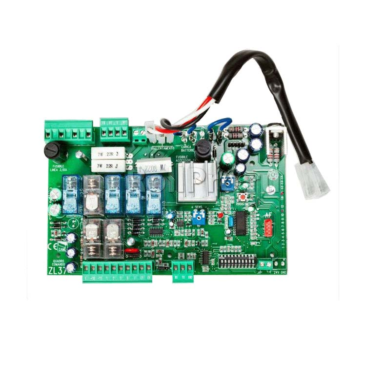 CAME Control Panel (ZL35/7 Barrier)