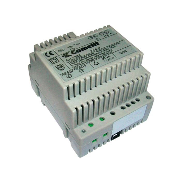 This model 1395 from Comelit is a product within Power Supplies from our extensive range at Door Entry Direct