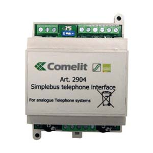 Comelit - Simplebus Telephone Interface