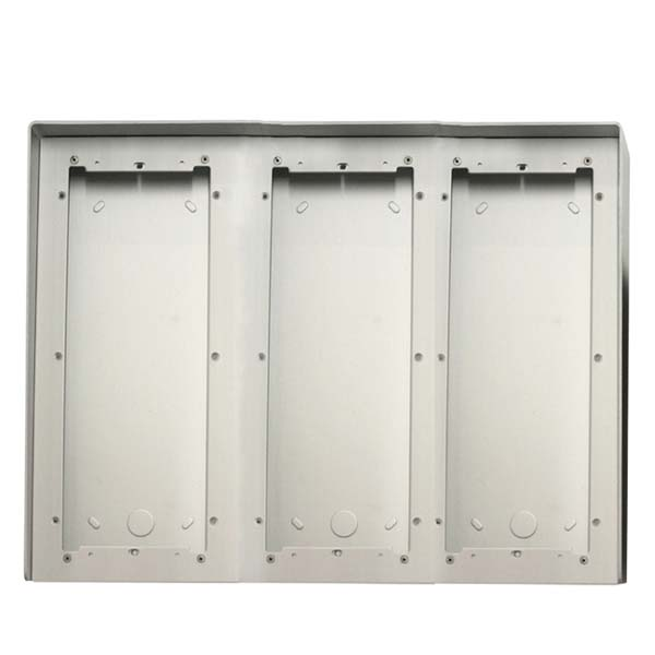 Comelit - iKall 9 modules Surface Housing Box with Rain Shield