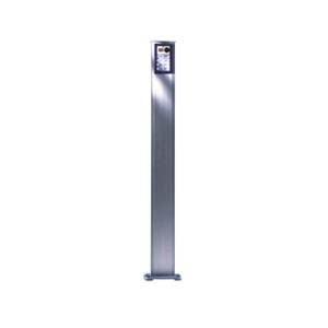 Comelit Pillar for Powercom entrance panel with 1 module