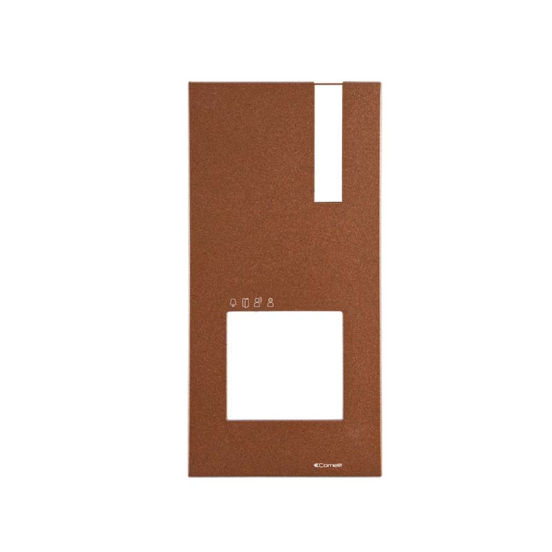 Comelit - Corten Face Plate for Quadra Entry Panel