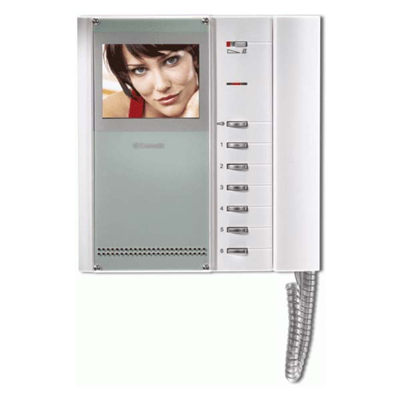 video door phone comelit 5702 comelit bravo. Black Bedroom Furniture Sets. Home Design Ideas