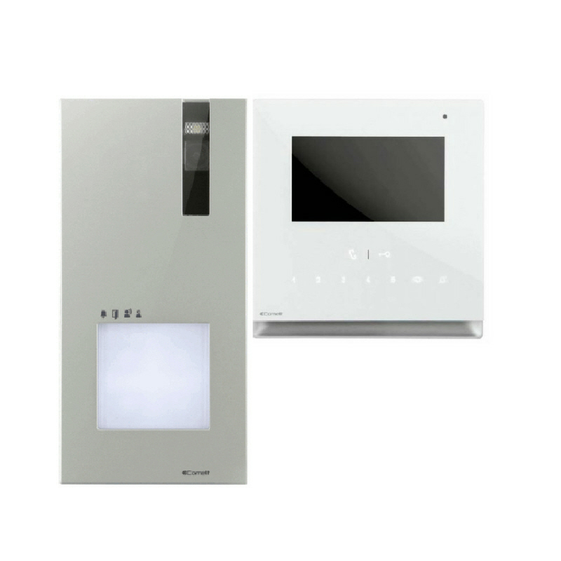 Quadra Is The New Video Door Entry Panel By Comelit