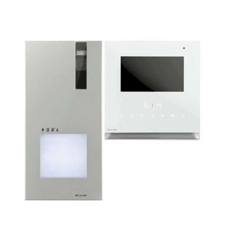 Comelit 8461i Quadra Kit With Icona Monitor