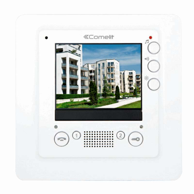 Comelit - Quadra Kit with Smart Monitor