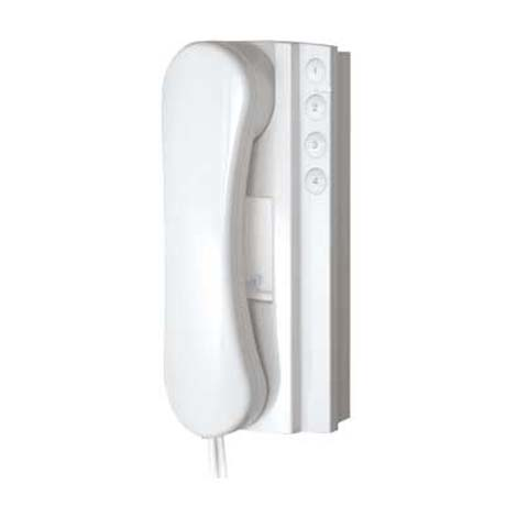 Entryphone - 4 Button Wall Mounted Audio Handset