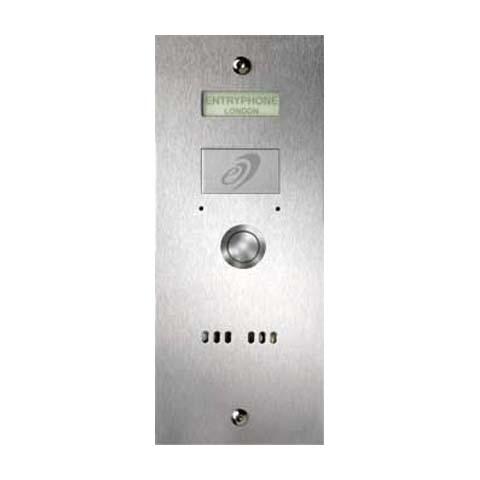 This model VRS/1F-S from Entryphone is a product within Entrance Panels from our extensive range at Door Entry Direct