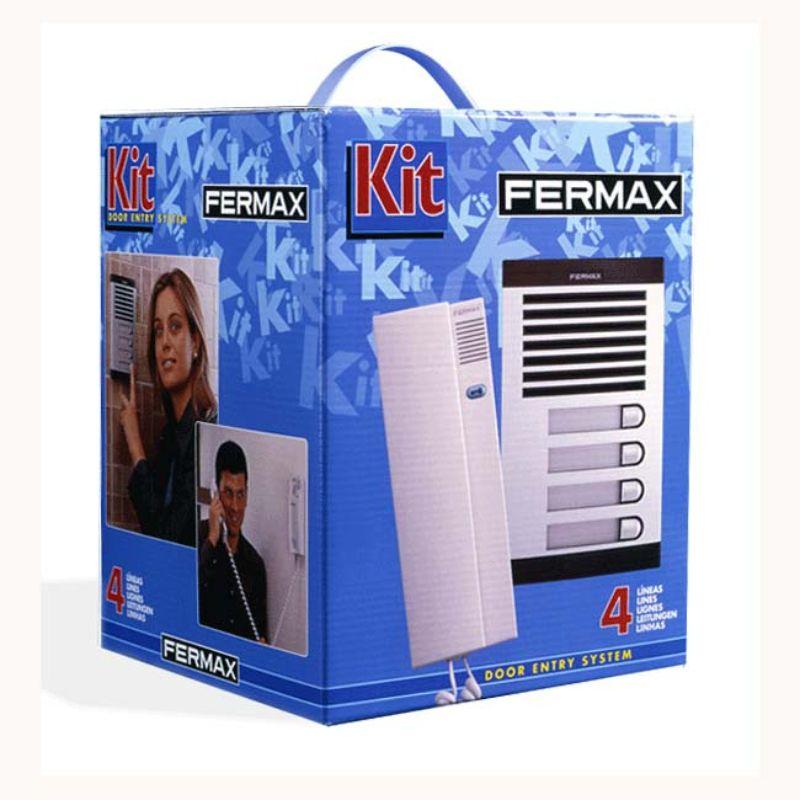 fermax intercom kit. Black Bedroom Furniture Sets. Home Design Ideas