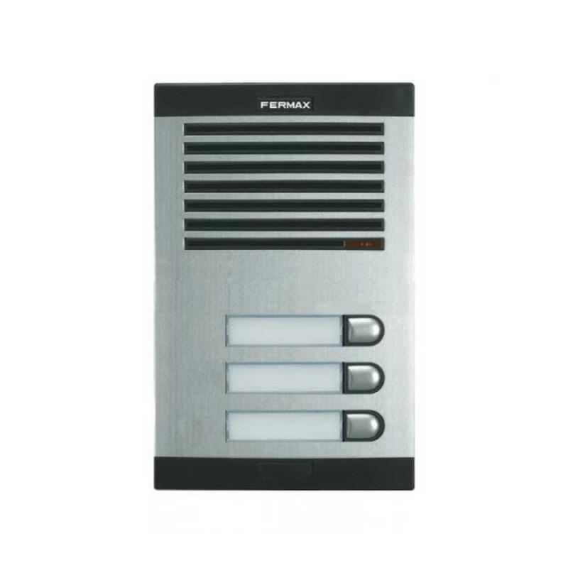 fermax 8302 3 way city classic audio panel. Black Bedroom Furniture Sets. Home Design Ideas