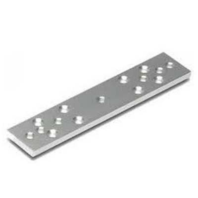 Mounting plate for mini magnet (maglock) armature plate
