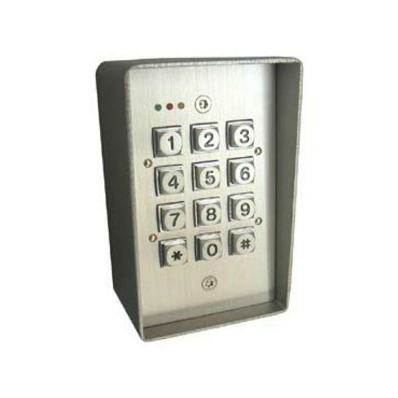 gianni dg15wi keypad with 2 relays. Black Bedroom Furniture Sets. Home Design Ideas